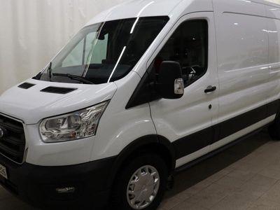 käytetty Ford Transit Van 350 2,0 TDCi 130 hv Etuveto 4,93 L3H2 M6 Trend