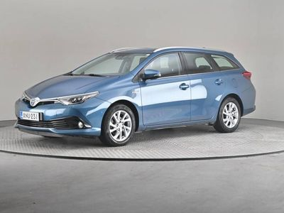 käytetty Toyota Auris Touring Sports 1,8 Hybrid Business- Navi, Peruutuskamera-