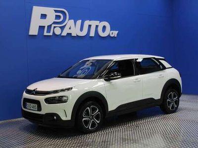 käytetty Citroën C4 Cactus BlueHDi 120 Feel Limited Automaatti - Korko 1,50% - S-bonusta 500€:n oston arvosta! Ensimmäinen erä
