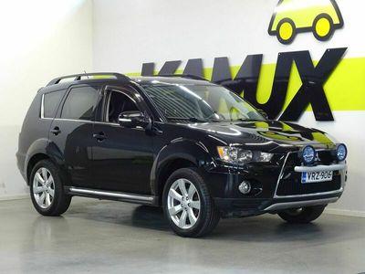 käytetty Mitsubishi Outlander 2,2 HDi Intense Business / ALV / Paketti auto / Suomi-auto / Vakkari / Ilmastointi / Koukku