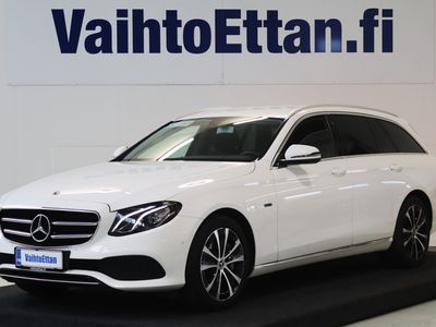 käytetty Mercedes E300 T A Business EQ Power, TALOUDELLINEN!