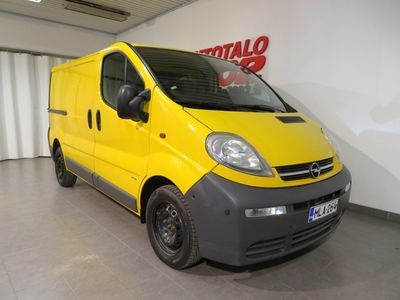 käytetty Opel Vivaro 1.9 CDTi 60 Van L1H1