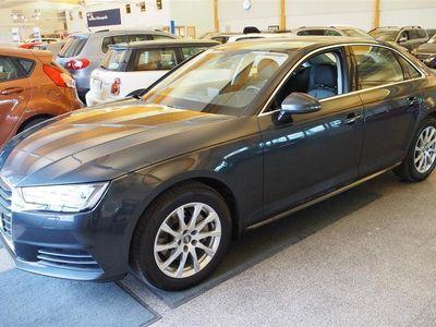 käytetty Audi A4 Sedan First Edition Business 2,0 TDI 140 kW quattro S tronic
