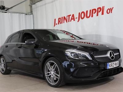 käytetty Mercedes A220 184hv 4Matic Autom., AMG-paketit, Peruutuskamera, LED, Ajotavan valinta, TÄMÄ ON 4-VETO *** J.