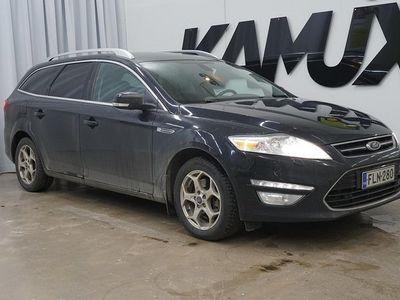 käytetty Ford Mondeo 2,0 TDCi 140hv Titanium M6 Wagon