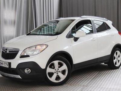 käytetty Opel Mokka 5-ov Enjoy 1,4T Start/Stop 4x4 103kW MT6