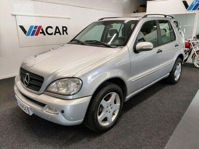käytetty Mercedes ML270 CDI 5d 4wd A