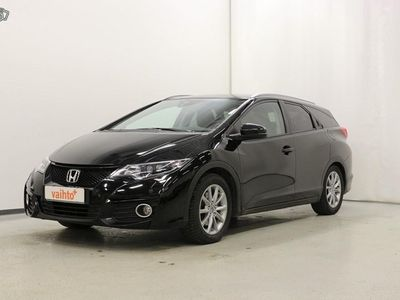 käytetty Honda Civic Tourer 1,8i Lifestyle A (MY15)