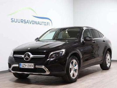 käytetty Mercedes GLC350 e Coupé 4Matic A Premium Business**AJOAVUSTINPAKETTI/KATTOLUUKKU/NAVI**
