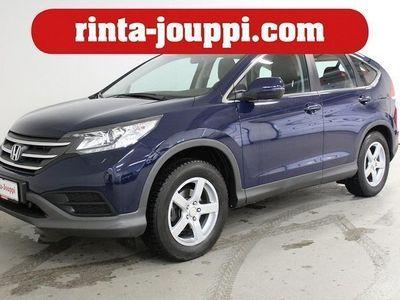 käytetty Honda CR-V 2,0 Comfort - Katso ajoneuvon Automessutarjoukset - www.rinta-jouppi.com