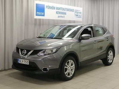 käytetty Nissan Qashqai dCi 110 Acenta 2WD E6 Safety Pack