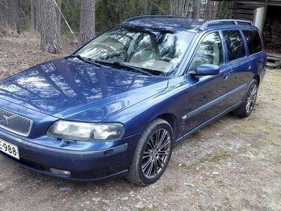käytetty Volvo V70 Sportswagon 5d 140hv bensa