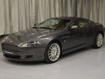 käytetty Aston Martin DB9