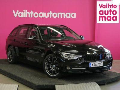 käytetty BMW 320 320 F31 Touring d A Business Sport *Sporttipenkit* *Navi* *Kaukovaloavustin* *Nappiluukku* *Käsiraha