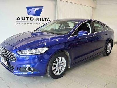 käytetty Ford Mondeo 1,5 EcoBoost 160hv A6 Trend 5D*Juuri huollettu* *Hieno väri* *Hyvät varusteet* *Vähän ajettu*