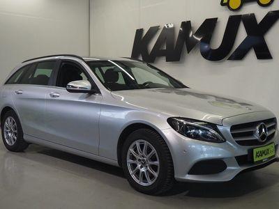 käytetty Mercedes C220 d T A Premium Business / ALV / Navi / LED-ajovalot / Ajodynamiikan valinta /
