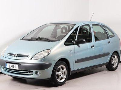 käytetty Citroën Xsara Picasso 1.6i SX 5d - Seuraava katsastus: 28.09.2020