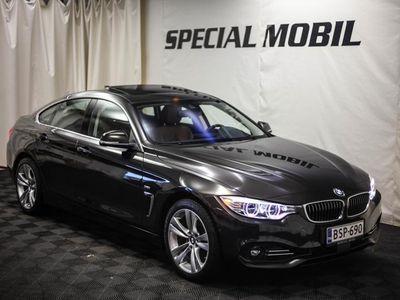 käytetty BMW 428 Gran Coupé F36 428i TwinPower Turbo A xDrive Business Automatic Luxury (Superyksilö!)