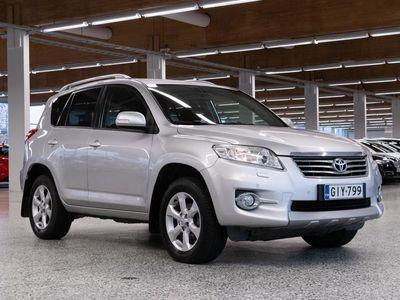 käytetty Toyota RAV4 2,2 D-4D 4WD 150 Luxury *** J. kotiintoimitus