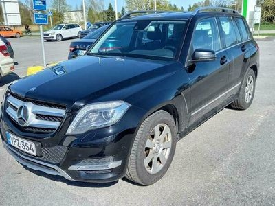 käytetty Mercedes GLK220 CDI BE 4Matic A Premium Business - Erittäin hieno neliveto hyvillä varusteilla!