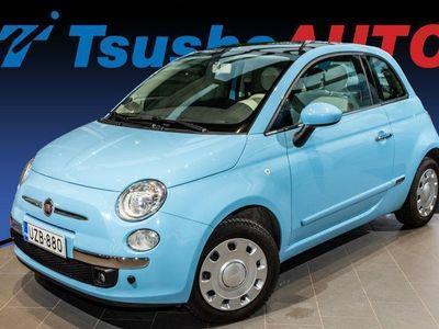käytetty Fiat 500 1,2 69hv Lounge Start&Stop **BLACK FRIDAY KORKO 0%+KULUT**