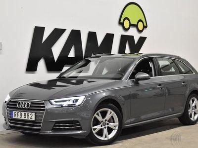 käytetty Audi A4 2.0 TDI | Sport | Cockpit | Nahat (190hv)