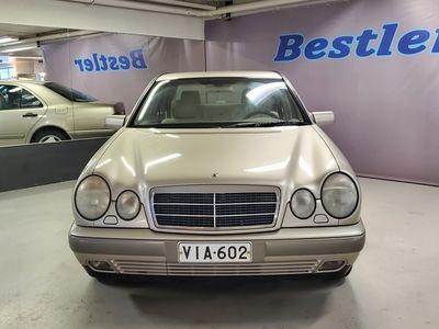 käytetty Mercedes E280 A