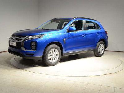 käytetty Mitsubishi ASX 2,0 MIVEC Invite CVT 2WD - Tähän autoon rahoituskorko vain 1,99%!