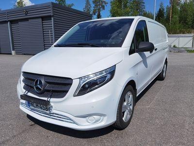 käytetty Mercedes Vito 116CDI 4x4-3,05/34K pitkä A3 A *1.om*Neliveto*2xliukuovet!*