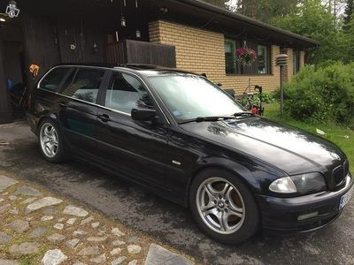 used BMW 330 e46 (2001) d touring