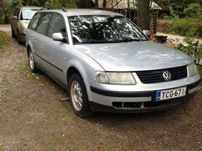 käytetty VW Passat 1,9 tdi 2000
