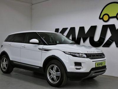 käytetty Land Rover Range Rover evoque 2.2 Sd4 Pure /
