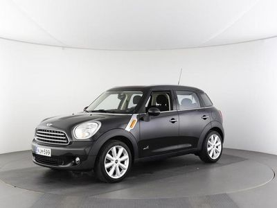 käytetty Mini Cooper D Countryman ALL4