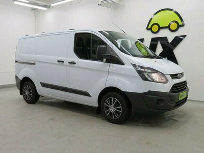 käytetty Ford Custom Transit2,2TDCi 100 hv M6 L1H1 / sis.ALV / Eber kauko-ohjaimella / Vetokoukku / Bluetooth /