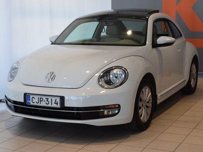 käytetty VW Beetle Design Limited 1,2 TSI 77 kW (105 hv)