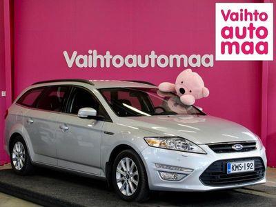 käytetty Ford Mondeo 1,6 TDCi 115hv ECOnetic Start/Stop Edition M6 Wagon #Webasto #Navi #Tutkat #MerkkiHuollettu