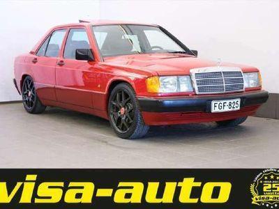 käytetty Mercedes 190 2.0 A MUSEO