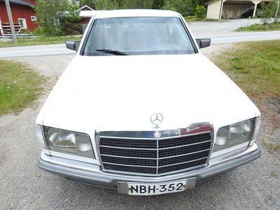 käytetty Mercedes 280 vm-81