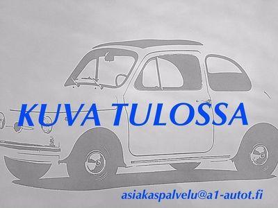 käytetty Nissan Almera 1,5 Visia cool 4-ov. *korkotarjous 1,9%+kulut*