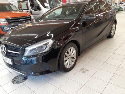 käytetty Mercedes A180 A Suomi 100 Edition #1-Omistaja #Merkkihuollettu #Vähän Ajettu