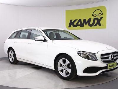käytetty Mercedes E220 4Matic T A Premium Business / Led valot / Urheiluistuimet / Vetokoukku