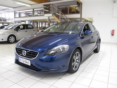 käytetty Volvo V40 D2 OCEAN RACE BUSINESS AUT