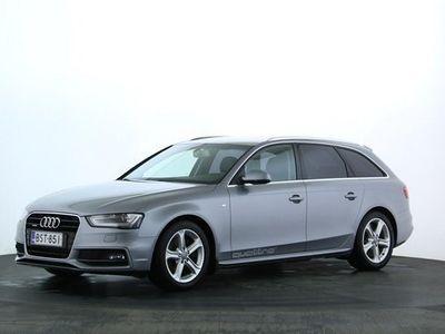 käytetty Audi A4 Avant Land of quattro Edition 2,0 TDI clean diesel 140 kW Aut | Urheiluistuimet, Suomi-auto,