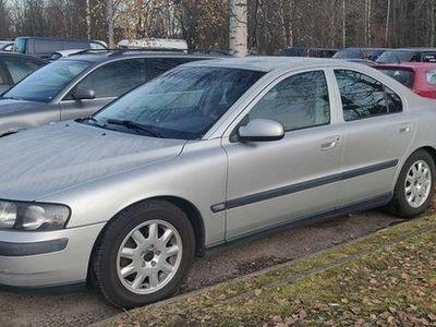 käytetty Volvo S60 2.4 Leimaa 12/20