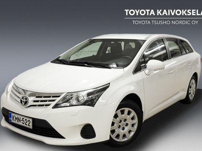 käytetty Toyota Avensis 1,6 Valvematic Life Edition Wagon ** Approved Lisäturva 12kk ilman kilometrirajaa! **