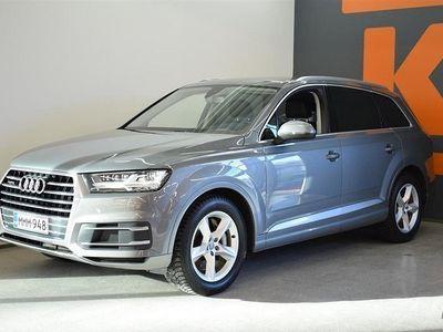 käytetty Audi Q7 Land of quattro Edition 3,0 V6 TDI 160 kW quattro tiptronic