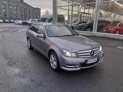 käytetty Mercedes C180 CDI BE T Premium Business