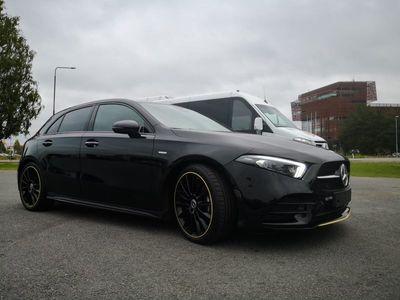 käytetty Mercedes A200 A AMG Edition 1 #HUIPPUVARUSTELTU YKSILÖ!