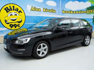 käytetty Volvo V60 D4 BUSINESS EDITION - //