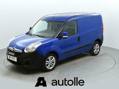 käytetty Opel Combo *KUNTOTARKASTETTU!* Van L1H1 1,6 CDTI S/S 77 (XIAB) Tarkastettuna, Rahoituksella, Kotiin toimitettuna!